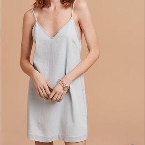 Wilfred Free Vivienne Denim Dress